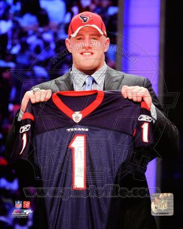 Houston Texans - J.J. Watt Photo