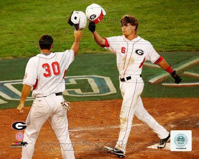 Georgia Bulldogs - Gordon Beckham Photo