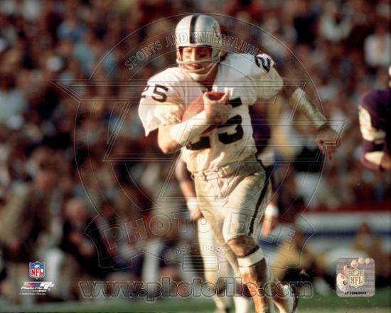 Oakland Raiders Fred Biletnikoff Photo Photo At