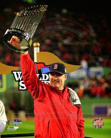 Boston Red Sox - John Farrell Photo