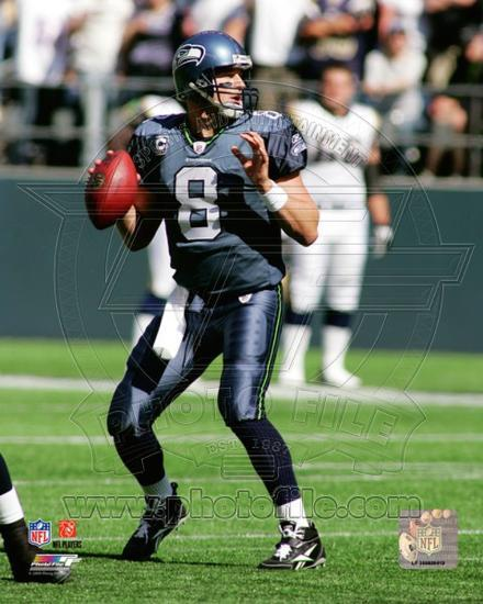 0627ad171 Seattle Seahawks - Matt Hasselbeck Photo Photo at AllPosters.com