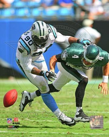 Carolina Panthers - Julius Peppers Photo