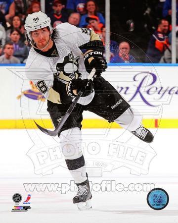 Pittsburgh Penguins - Kris Letang Photo