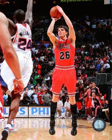 Chicago Bulls - Kyle Korver Photo