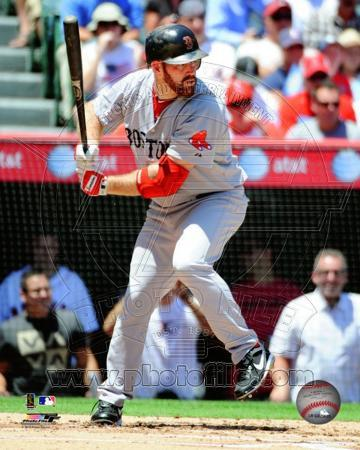 Boston Red Sox - Kevin Youkilis Photo