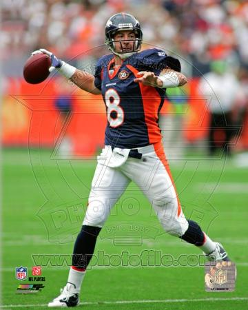 Denver Broncos - Kyle Orton Photo