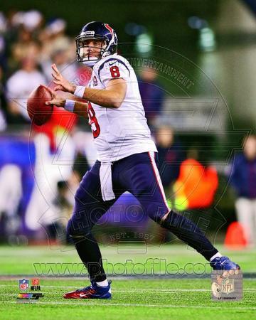 Houston Texans - Matt Schaub Photo