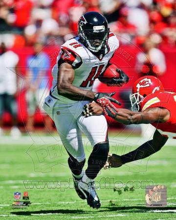 Atlanta Falcons - Julio Jones Photo