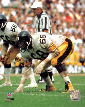 Pittsburgh Steelers - L.C. Greenwood Photo