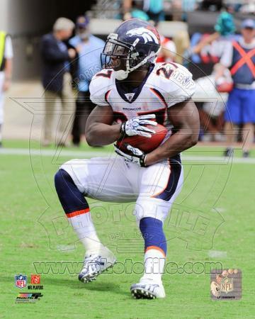 Denver Broncos - Knowshon Moreno Photo
