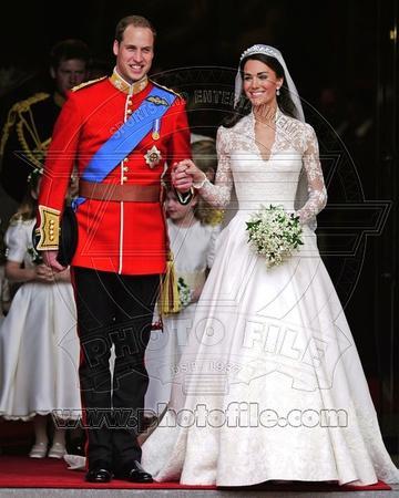 Historical - Prince William, Kate Middleton Photo