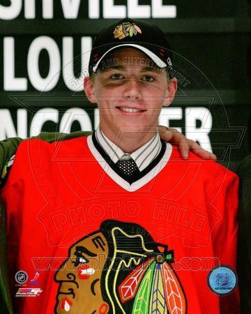 Chicago Blackhawks - Patrick Kane Photo