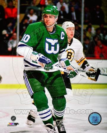 Hartford Whalers - Ron Francis Photo