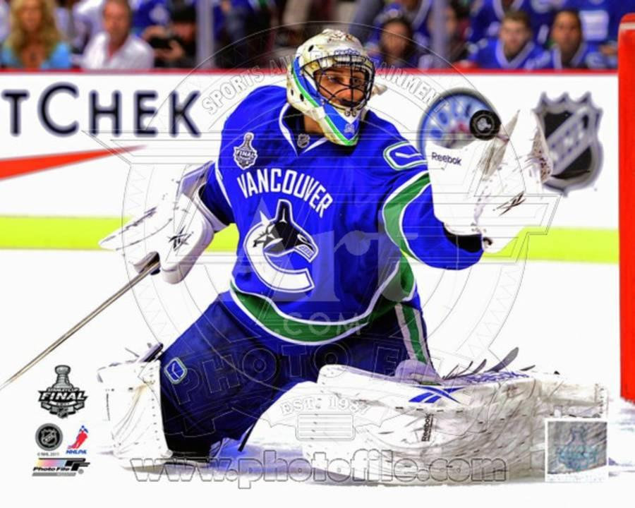 Vancouver Canucks Roberto Luongo Photo Photo At Allposters Com