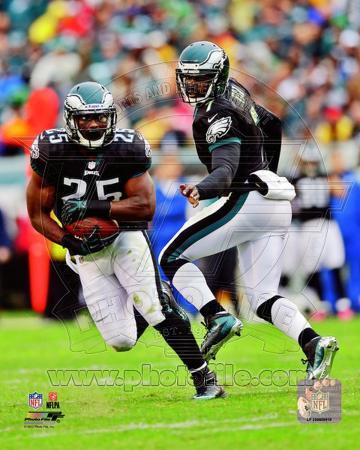 Philadelphia Eagles - Michael Vick, LeSean McCoy Photo
