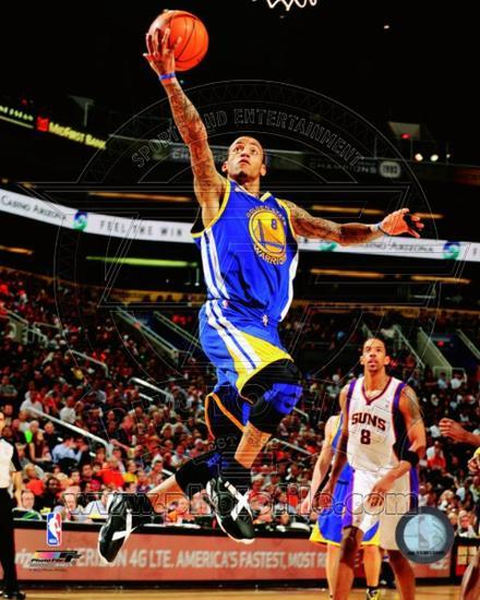 promo code c9b20 aa6f0 Golden State Warriors - Monta Ellis Photo
