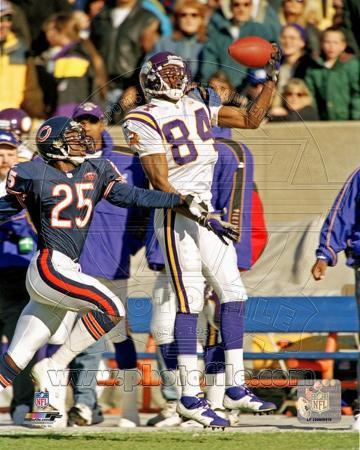 Minnesota Vikings - Randy Moss Photo