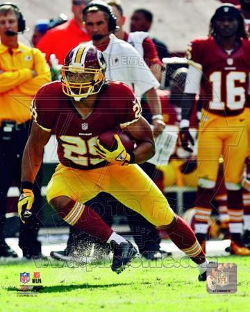 Washington Redskins - Roy Helu Photo