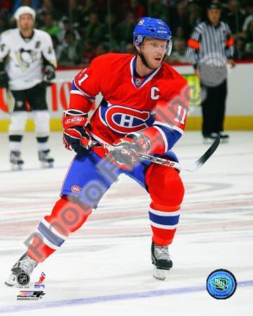 Montreal Canadiens - Saku Koivu Photo