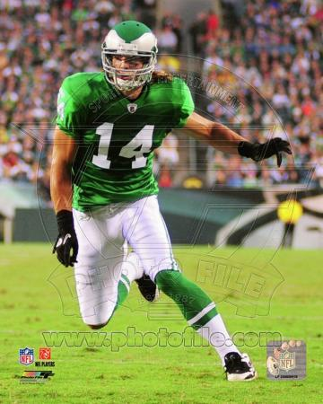 Philadelphia Eagles - Riley Cooper Photo