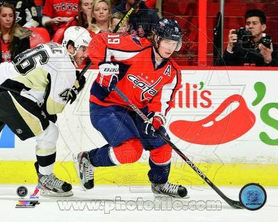 Washington Capitals - Nicklas Backstrom Photo