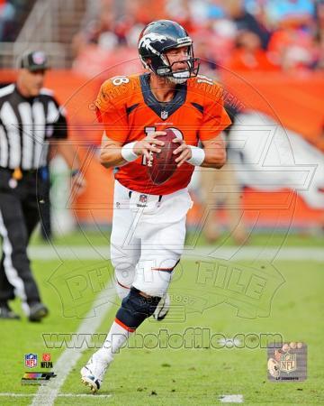 Denver Broncos - Peyton Manning Photo