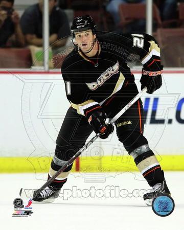 Anaheim Ducks - Sheldon Brookbank Photo