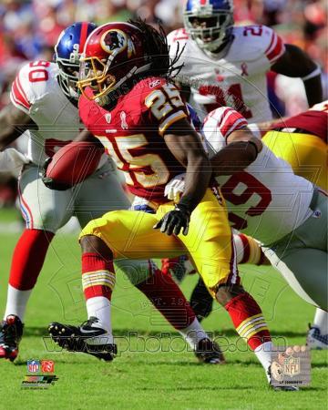 Washington Redskins - Tim Hightower Photo