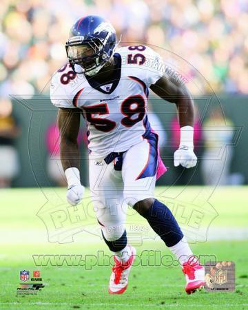 Denver Broncos - Von Miller Photo