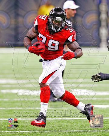 Atlanta Falcons - Steven Jackson Photo