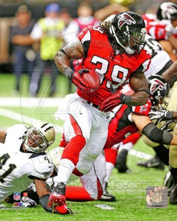 Atlanta Falcons - Steven Jackson Photo