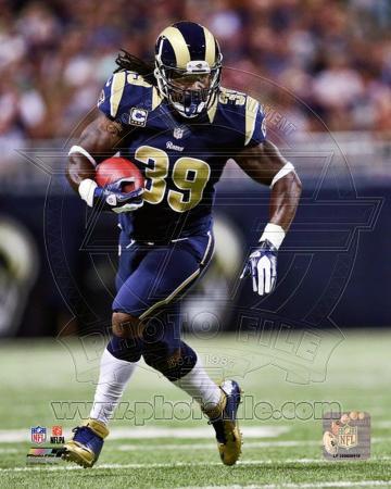 St Louis Rams - Steven Jackson Photo