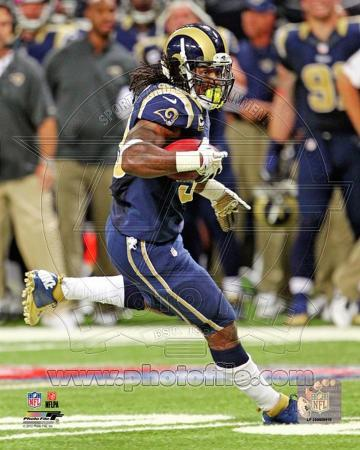 St Louis Rams - Steven Jackson Photo