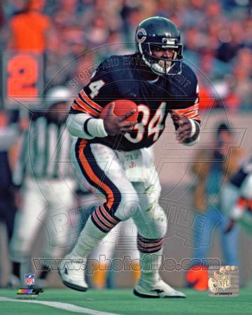 Chicago Bears - Walter Payton Photo