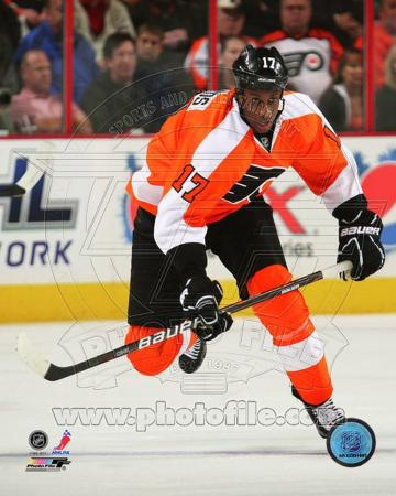 Philadelphia Flyers - Wayne Simmonds Photo