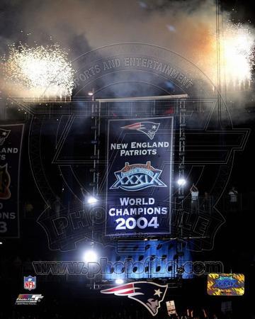 New England Patriots Photo