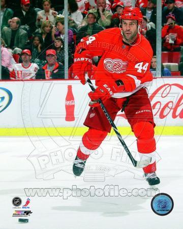 Detroit Red Wings - Todd Bertuzzi Photo