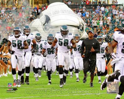 Philadelphia Eagles - Trent Cole Photo