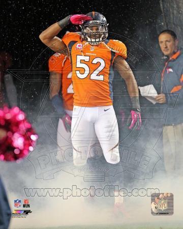 Denver Broncos - Wesley Woodyard Photo