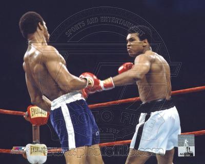 Ken Norton, Muhammad Ali Photo