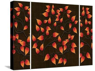 Leaves Decor I