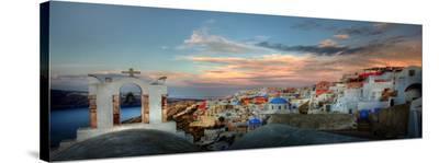 Santorini Daybreak