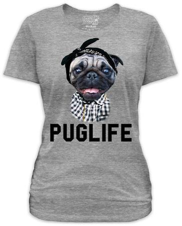 Juniors: Goodie Two Sleeves - Puglife