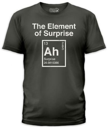 Element Of Surprise (slim fit)