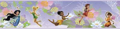 Disney Fairies Peel & Stick Border Wall Decal