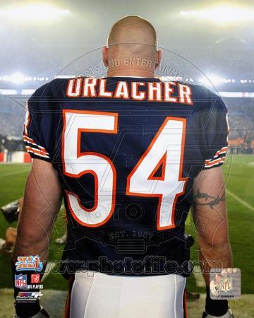 Chicago Bears - Brian Urlacher Photo