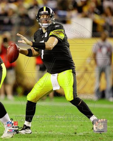 Pittsburgh Steelers - Ben Roethlisberger Photo