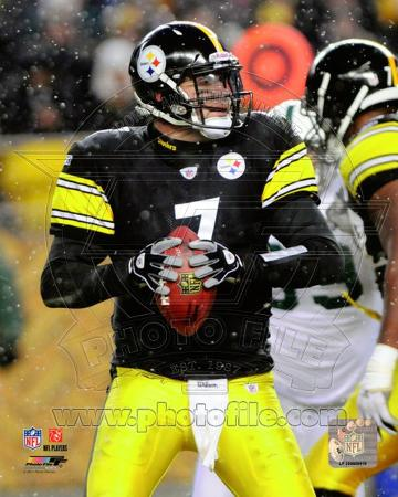 Pittsburgh Steelers - Ben Roethlisberger Photo