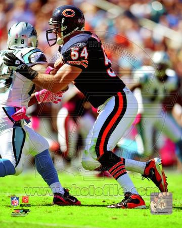 Chicago Bears - Brian Urlacher Photo