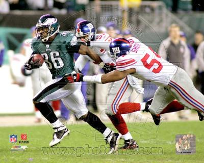 Philadelphia Eagles - Brian Westbrook Photo